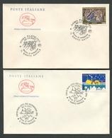 FDC ITALIA 2001 - CAVALLINO - IL SANTO NATALE - 476 - 6. 1946-.. Repubblica