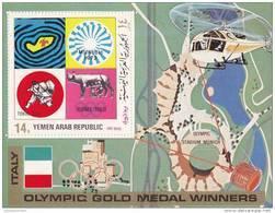 Yemen Hb Medalla Olimpica - Yemen