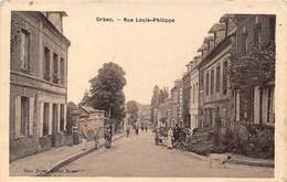 ORBEC - Rue Louis-Philippe - Orbec