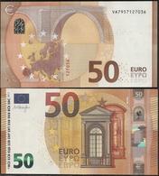 2017-NUEVO BILLETE DE 50 EUROS-SIN CIRCULAR-V008H3 - EURO