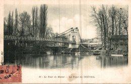 94 LE TOUR DE MARNE   LE PONT DE CRETEIL - Creteil
