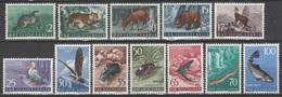 Jugoslavia 1954 - Fauna I         (g5624) - Nuovi