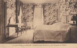 P40---3------honfleur---chateau De La Roche Vasouy Une Chambre D Hotel - Honfleur