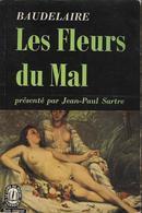 """""""Les Fleurs Du Mal""""-BAUDELAIRE-Livre De Poche 1968-BE - French Authors"""