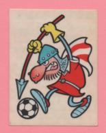 Figurina Panini 1988-89 - Mascotte Barletta - Trading Cards