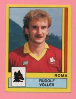 Figurina Panini 1988-89 - Roma, Rudolf Voller - Trading Cards