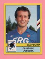 Figurina Panini 1988-89 - Sampdoria - Giuseppe Dossena - Trading Cards