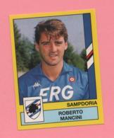 Figurina Panini 1988-89 - Sampdoria - Roberto Mancini - Trading Cards