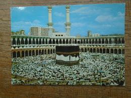 Arabie Saoudite , La Mecque , The Oly Ka'aba - Saudi Arabia