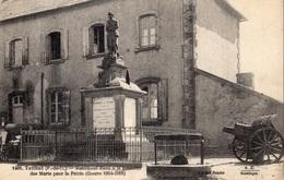 TEILHET MONUMENT ELEVE A LA MEMOIRE DES MORTS POUR LA PATRIE GUERRE 1914 1918 - France