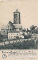 CPA - Belgique - Braine-le-Comte - L'Eglise St-Géry Et Les Digues - Braine-le-Comte