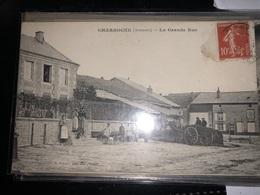 Charbonne - Autres Communes