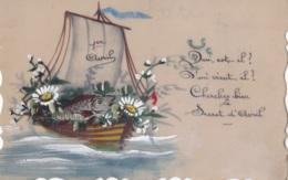 Carte En Celluloid - Cartes Postales