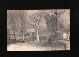 C.P.A. DU MONUMENT AUX MORTS A SAINT FLORENT 20 - France