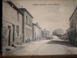 Omont - Sonstige Gemeinden