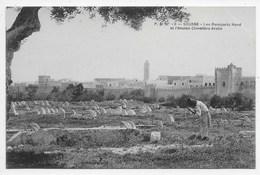 Sousse - Les Remparts Nord Et L'Ancien Cimetiere Arabe - P.S, No. 13 - Tunisie