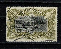 Belg. Congo/Congo Belge 1894 OBP/COB 25 Used  (2 Scans) - Belgisch-Kongo