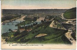 Rouen:Panorama Pris De Bon-Secours - Rouen