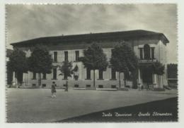 ISOLA DOVARESE - SCUOLE ELEMENTARI    VIAGGIATA   FG - Cremona