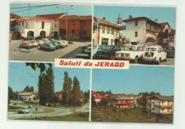 SALUTI DA JERAGO - VEDUTE - VIAGGIATA  FG - Varese