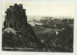 SPERLONGA - TORRIONE E PANORAMA - NV  FG - Latina