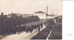 Ile D'Oléron - Prisonniers De Guerre Allemands En Promenade Dans L'ile - Ile D'Oléron
