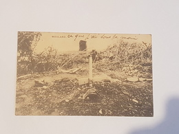 40786  -   Mouland  Soldat  Ensevelli  -  Militaria - Fourons - Voeren