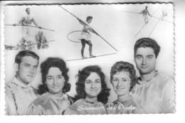 SOUVENIR DES ORSOLA - Circus