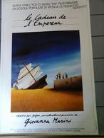 Affiches - Le Cadeau De L'Empereur De Jovianna Marini - La  Scuola Popolare Di Musica Di Testaccio - Plakate & Poster