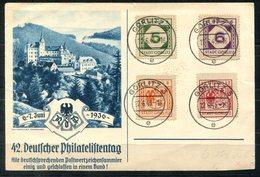 4632 - LOKALAUSGABEN GÖRLITZ - Mi.Nr. 1-4 FDC !!! - Germania