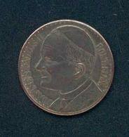 VATICAN/ESPAGNE – Médaille Diamètre: +/- 35 Mm - Avers «JOANNES PAULUS PONT. MAX.» - Revers «VIAJE DEL PAPA A ESPANA - Autres