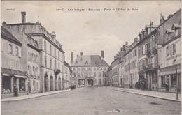 SENONES - Place De L'Hôtel De Ville - Senones