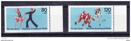 Duitsland Berlin 1983 Nr 659/60 **, Zeer Mooi Lot Krt 3617 - Timbres