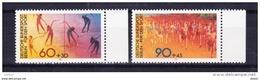 Duitsland Berlin 1981 Nr 606/07 **, Zeer Mooi Lot Krt 3638 - Timbres