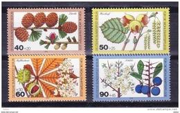 Duitsland Berlin 1979 Nr 568/71 **, Zeer Mooi Lot Krt 3637 - Timbres
