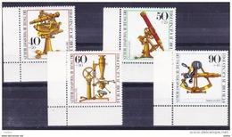 Duitsland Berlin 1981 Nr 602/05 **, Zeer Mooi Lot Krt 3636 - Timbres