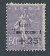 CS-20: FRANCE: Lot Avec N°276*GNO - Unused Stamps