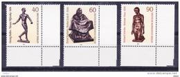 Duitsland Berlin 1981 Nr 617/19 **, Zeer Mooi Lot Krt 3632 - Timbres