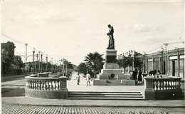 MENSOZA - MONUMENTO FRAY LUIS BELTRAN . ARGENTINA POSTALE CPA CIRCULÉ 1919 - LILHU - Argentine