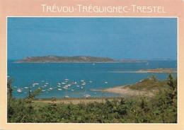 22 Trévou Tréguignec Trestel Le Port Et L'Ile Tomé (2 Scans) - Autres Communes