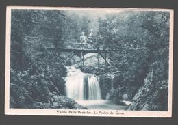 Vallée De La Warche - Le Pouhon Des Cuves - Couleur Bleu - Animée - Waimes - Weismes