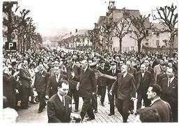 Le Creusot - Visite Du General De Gaulle - Le Creusot