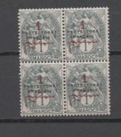 Maroc N°37** En Bloc De 4 - Marokko (1891-1956)