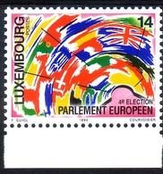 Luxembourg 1994  - N°1295 XX - 4 ème élection Du Parlement Européen - Institutions Européennes
