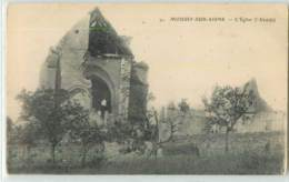 28179 - MOUSSY VERNEUIL - L EGLISE - Unclassified