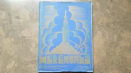 Boekje Herentals Tijdschrift 1e Jaargang Juni 1935 Nr 6 (Kruisberg , S Daems , De Zwarte Weg ) - Herentals