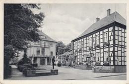 Postcard Schotmar I Lippe Kreissparkasse PU 1960 My Ref  B13210 - Deutschland