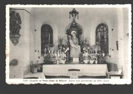Jupille - Chapelle De Notre-Dame De Bellaire - Statue Bois Polychromé Du XIVe Siècle - Cachet Paroisse De Bellaire - Jalhay