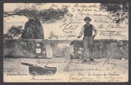 98542/ NICE, Le Canon Du Château - Nice