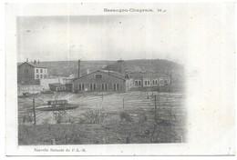 Besançon-Chaprais La Nouvelle Rotonde Du P.L.M - Besancon